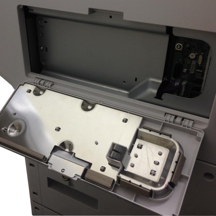 Гнездо для дополнительного жесткого диска ES серии