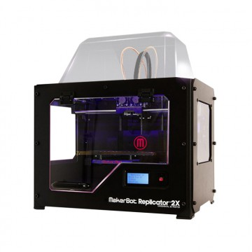 MakerBot Replicator 2X.