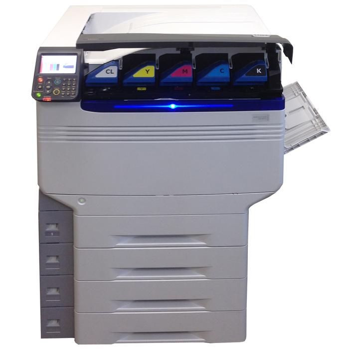 Цветной лазерный принтер ES9541