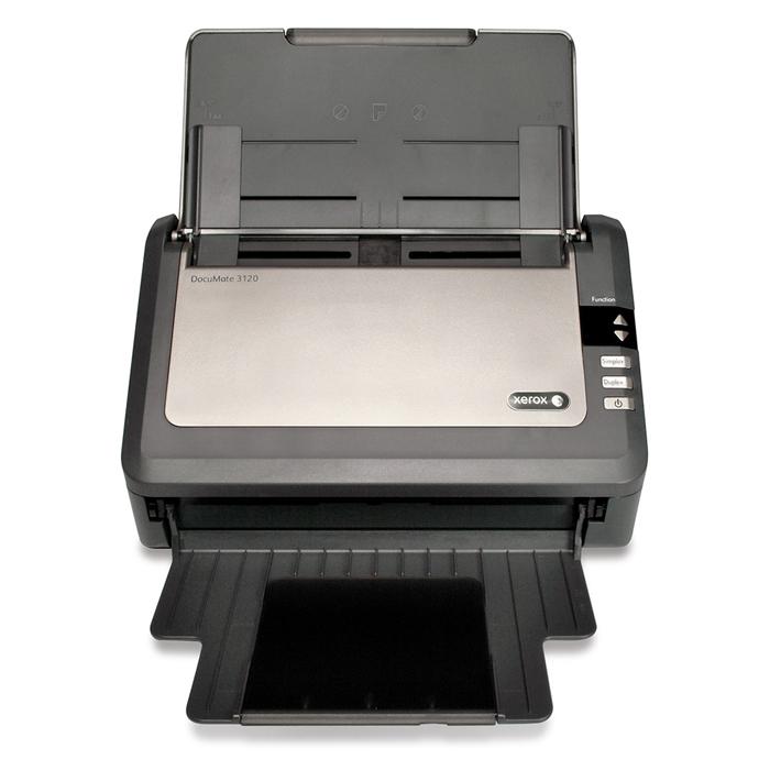 Начало продаж сканера Xerox DocuMate 3120.
