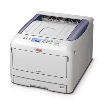 Цветной А3 принтер OKI C822N [44705914]