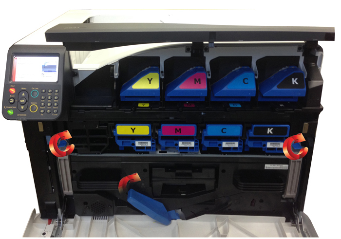 Тонер-картриджи фото-картриджи модели принтера ES9431, ES9541