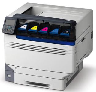 Цветной лазерный принтер ES9541 с 5 тонером