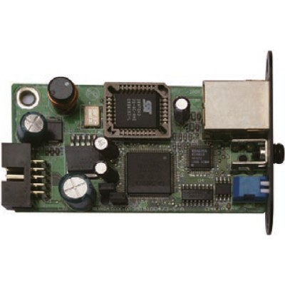 Hot swappable Mini SNMP IPv6 card