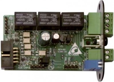 Mini Relay Output card, Fit in Smart slot (mini slot) for RT-5~11kVA