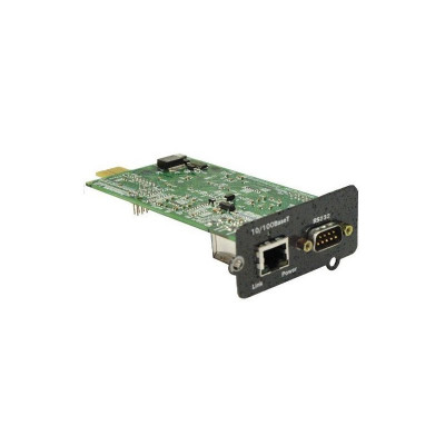 Карта мониторинга IntelliSlot Web Card for Liebert GXT