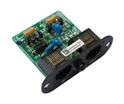 TVSS card, Fit in Smart slot (mini slot) for EH, HPH-series & RT-5~11kVA