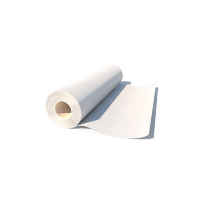 Термоплёнка Poli-Flex Nylon 4801 white, рулон 0,5x25м