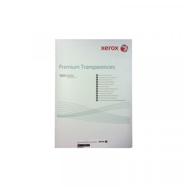 Пленка Universal Transparency with removable stripe XEROX A4, 100 листов [003R98198]