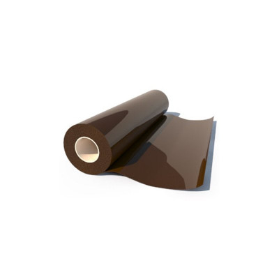 Термоплёнка Poli-Flex Premium 416 Brown, рулон 0,5x25м