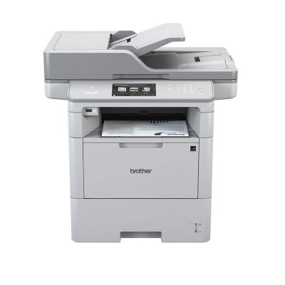Монохромное А4 МФУ Brother DCP-L6600DW [DCPL6600DW]