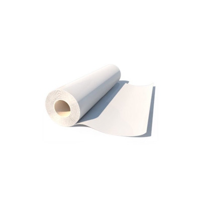 Термоплёнка Poli-Flex Premium 4501 White Blockout, рулон 0,5x25м