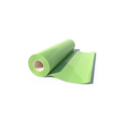 Термоплёнка Poli-Flex Premium 467 Apple Green, рулон 0,5x25м