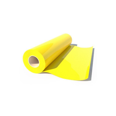 Термоплёнка Poli-Flex Premium 440 Neon Yellow, рулон 0,5x25м
